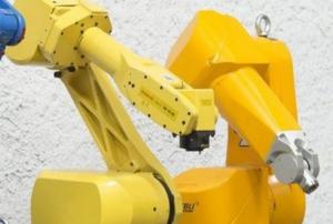 robot fanuc et staubli